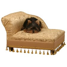 Mini Chaise Elegant Pet Bed