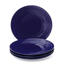 Dinnerware Double Ridge Salad Plate (Set of 4)