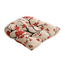 Flowering Branch Chair Cushion