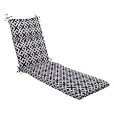 Boxin Chaise Lounge Cushion