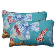 Kiley Corded Throw Pillow (Set of 2)