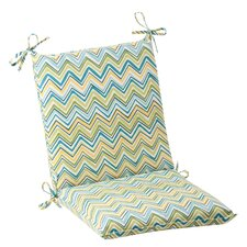 Cosmo Chevron Chair Cushion