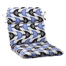 Ocean Current Chair Cushion
