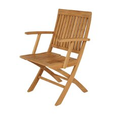 Monaco Carver Folding Chair