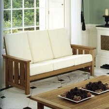 Mission Three Seater Settee (Indoor)