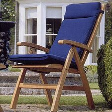 Ascot Carver Dining Arm Chair with Cushion