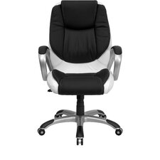 Mid-Back Swivel Executive Chair