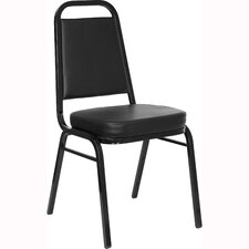 "2.5"" Hercules Series Trapezoidal Back Stacking Banquet Chair"