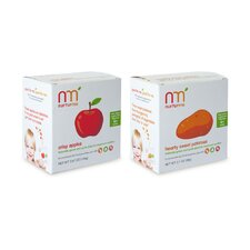 Crisp Apples / Sweet Potatoes Baby Food Variety Pack