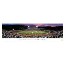NCAA Appalachian State University - Twilight Unframed Panorama
