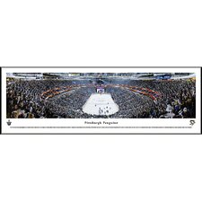 NHL End Zone Standard Frame Panorama