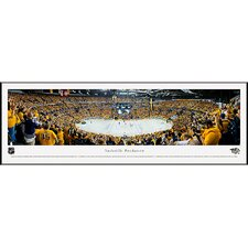 NHL Nashville Predators - Playoffs Standard Frame Panorama