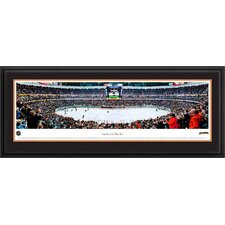 NHL Center Ice Deluxe Frame Panorama