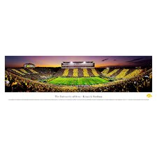 NCAA The University of Iowa - Spirit Week Unframed Panorama