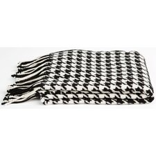 Cashmere and Merino Wool Throw