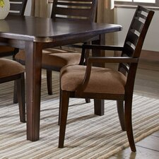 Crystal Ridge Arm Chair (Set of 2)