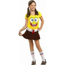 Nickelodeon SpongeBob SquarePants Sponge Babe Child Costume