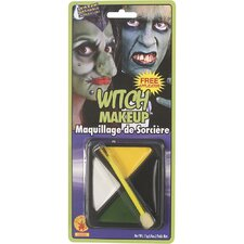 Fast Face Witch Make-up Kit