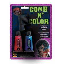 Zomboy/Zombet Comb and Hair Color