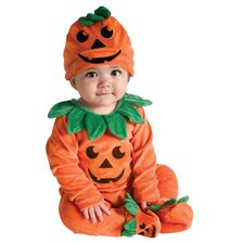 My First Halloween Lil' Pumpkin Costume