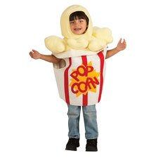 Trick or Treat Sweeties Popcorn Costume