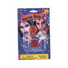 Flashing Horror Ring