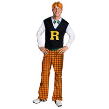 Archie Adult Costume