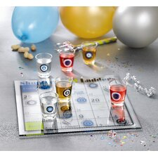 Game Night Drinking Shoots and Ladders Game Set