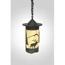 Elk Pasadena 1 Light Hanging Lantern