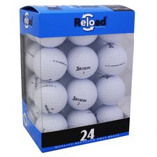 High Grade Srixon Z Star XV Golf Ball (Set of 24)
