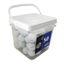 High Grade Taylormade Burner Golf Balls (Set of 50)