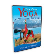 Yoga Toning Workout DVD