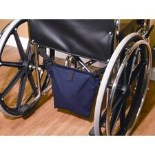 Urinary Drain Canvas Bag Holder in Navy
