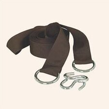 Tree Straps and 'S' Hooks (Set of 2)