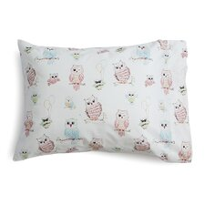 Baby Owls Toddler Pillow