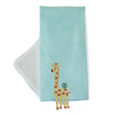 Funny Friends Giraffe Blanket