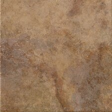 "Solaris 12"" x 12"" Field Tile in Nutmeg"