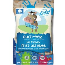 Natural Essentials Ouch-Eez First Aid Wipes