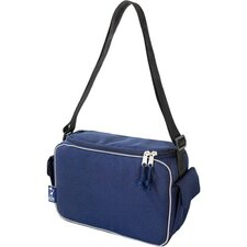 Solid Colors Lunch Cooler in Navy Blue