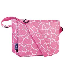 Ashley Giraffe Kickstart Messenger Bag