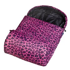 Ashley Leopard Stay Warm Sleeping Bag