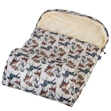 Classic Horse Dreams Stay Warm Sleeping Bag