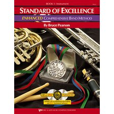 Standard of Excellence Enhanced Comprehensive Band Method - Book 1 Clarinet