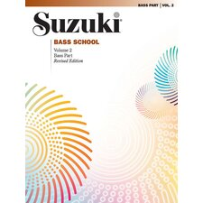 Suzuki Bass School Bass Part, Volume 2