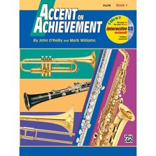 Accent on Achievement, Book 1: Flute