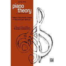 Piano Theory, Level 5