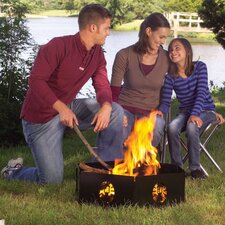 Firepit Ring in a Bag