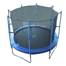 10' Trampoline with Enclosure