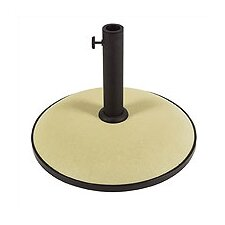 Home Concrete Free Standing Umbrella Base