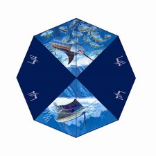 Guy Harvey Rain Umbrella